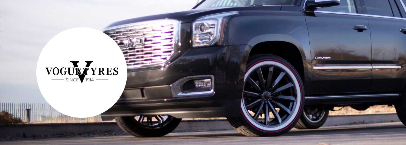 Get $75 back when you purchase four (4) Vogue Signature V Black tires