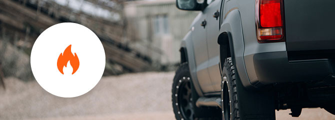 Now on sale - up to 40% off on Light Truck tires
