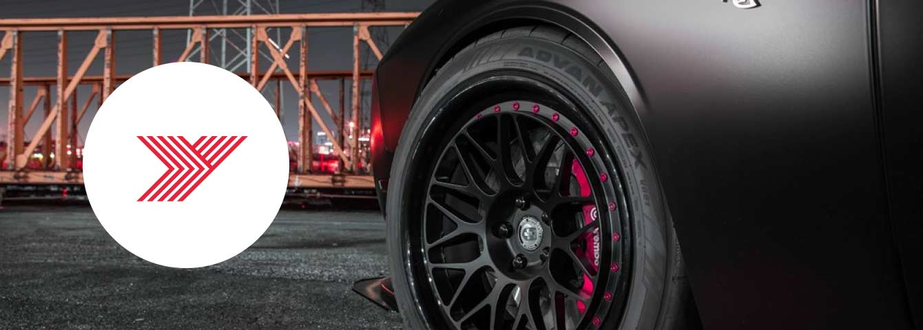 Save up to 30% on Yokohama tires, including the Advan Apex line